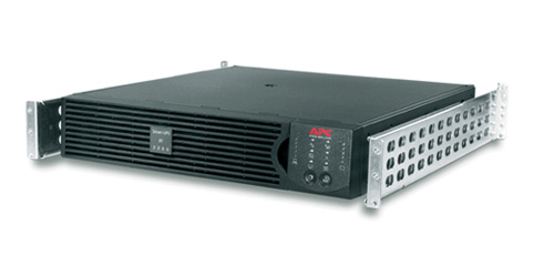 APC Smart-UPS RT 2200VA RM 120V with Network Card