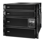SRT10KRMXLT-5KTF2 - APC Smart-UPS SRT 10000VA Rackmount with Two 208V to 120V 2U 5kVA Step-Down Transformers