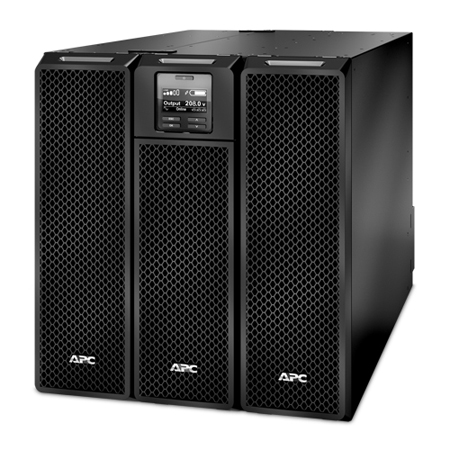 APC Smart-UPS SRT 8000VA with 208/240V to 120V Step-Down Transformer